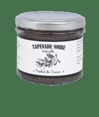 - Schwarze Tapenade - Olivenpaste aus der Provence