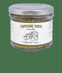 - Grüne Tapenade - Olivenpaste aus der Provence