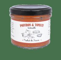 - Cremiger Paprikaaufstrich mit Tomaten - mit Mascarpone