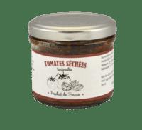 - Tomaten-confit - mit getrockneten Tomaten