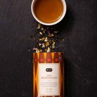 Paper & Tea - P&T Jackpot Derby N°720 - Bio-Schwarztee mit fruchtiger Feige