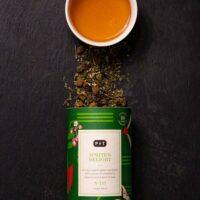 Paper & Tea - P&T Sprite's Delight N°717 - Bio-Grüntee mit Erdbeeren und würzigem Basilikum