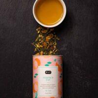 Paper & Tea - P&T Perfect Day N°719 - Bio-Weißtee mit Aprikose, Holunderblüten und Apfel