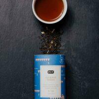 Paper & Tea - P&T Les Métrofolies N°712 - Bio-Schwarztee mit Kakaoschalen, lieblicher Orange und cremiger Vanille