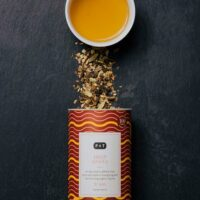 Paper & Tea - P&T Deep Asana N°806 - Ein ayurvedischer koffeinfreier Bio-Gewürztee