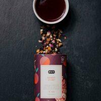 Paper & Tea - P&T Berry Pomp N°819 - Koffeinfreier Bio-Früchtetee aus Beeren und Blüten