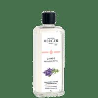 MAISON BERGER PARIS - Lavender Fields – Lampe Berger Duft 1000 ml - Blühender Lavendel - Maison Berger Refill