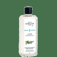 MAISON BERGER PARIS - Fresh Eucalyptus – Lampe Berger Duft 1000 ml - Frischer Eukalyptus - Maison Berger Refill