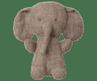 MAILEG - Maileg Noah's Friends – Elefant Mini - Grau