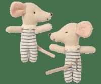 MAILEG - Maileg Baby Mouse – Sleepy/Wakey Boy - in Schlafschachtel