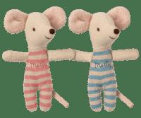 MAILEG - Maileg Baby Mäuse – Zwillinge - in Schlafschachtel