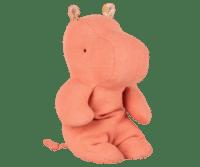 MAILEG - Maileg Safari Friends – Hippo, klein - Papaya