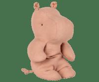 MAILEG - Maileg Safari Friends – Hippo, klein - Rose