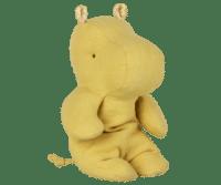 MAILEG - Maileg Safari Friends – Hippo, klein - Gelb
