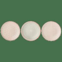 Bloomingville - Cécile Teller, klein – 3er Set