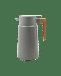 HOUSE DOCTOR - Thermoskanne COLE – Grau - Fassungsvermögen bis zu 1,8 Liter