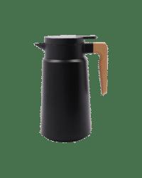 HOUSE DOCTOR - Thermoskanne COLE – Schwarz - Fassungsvermögen bis zu 1,8 Liter