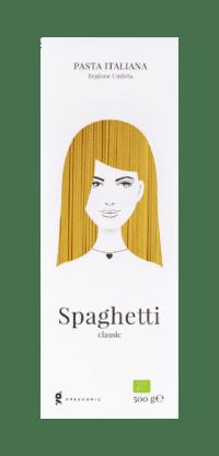 GREENOMIC - Good Hair Day Pasta – BIO Spaghetti Classic - aus Italien