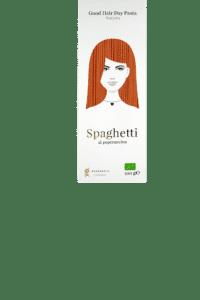 GREENOMIC - Good Hair Day Pasta – BIO Spaghetti al peperoncino - aus Italien