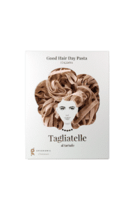 GREENOMIC - Good Hair Day Pasta – Tagliatelle al tartufo - aus Italien
