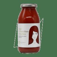 GREENOMIC - Good Hair Day Sugo – Di Pomodoro Al Basilico - Tomatensoße mit Basilikum.