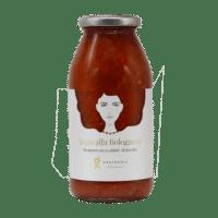 GREENOMIC - Good Hair Day Sugo – Alla Bolognese - Tomatensoße mit Rind- und Hackfleisch
