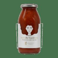 GREENOMIC - Good Hair Day Sugo – Alla Napoletana - Tomatensoße mit Rindfleisch.