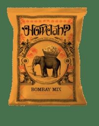 HOWDAH - Bombay Mix – Knabbermix – VEGAN - Zwiebel-Kurkuma-Chili