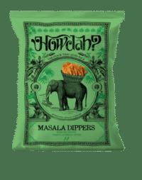 HOWDAH - Masala Dippers – Kräcker – VEGAN - Würzig