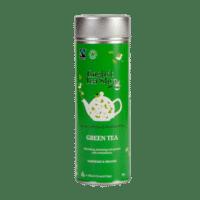English Tea Shop - Grüner Tee – BIO - 15 Pyramiden-Beutel in Dose