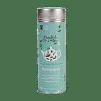 English Tea Shop - Pfefferminze – BIO Tee - 15 Pyramiden-Beutel in Dose
