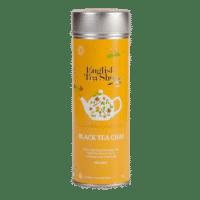 English Tea Shop - Schwarztee Chai – BIO - 15 Pyramiden-Beutel in Dose