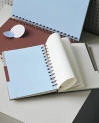 MONOGRAPH - Notizbuch, klein – Grau - 1 Stück