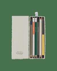 MONOGRAPH - Bunte Bleistifte in Schachtel - im 6er Set