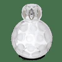 MAISON BERGER PARIS - Lampe Berger Sphère – Weiß gefrostet - Duftlampe