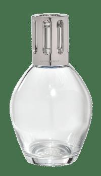 MAISON BERGER PARIS - Lampe Berger Essentielle Oval – Zitronen-Verbene & AIR PUR Neutral - Duftlampe