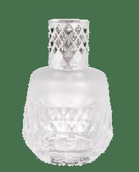 MAISON BERGER PARIS - Lampe Berger Clarity – Weiß gefrostet - Duftlampe