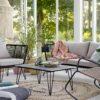 Bloomingville - Bloomingville – Mundo Sofa, Beige - aus Metall
