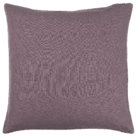 IB-LAURSEN - IB Laursen – Kissenhülle, Lila - aus 100% Leinen, 50x50cm