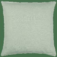 IB-LAURSEN - IB Laursen – Kissenhülle, Misty Jade Green - aus 100% Leinen, 50x50cm