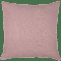 IB-LAURSEN - IB Laursen – Kissenhülle, Mauve - aus 100% Leinen, 50x50cm
