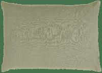 IB-LAURSEN - IB Laursen – Kissenhülle, Olivegrün - aus  100% Leinen, 50x70cm