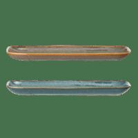 Bloomingville - Aime Teller, klein – 2er Set - Servierplatte