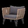 Bloomingville - Bloomingville – Mundo Lounge Chair - aus Metall