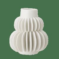 Bloomingville - Vase – Weiß