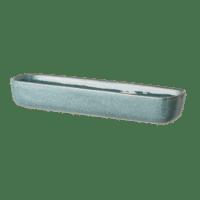 Bloomingville - Aime Servierplatte – Grün - Schmale Servierplatte