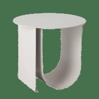 Bloomingville - Bloomingville – Cher Beistelltisch, Grau aus Metall - D43xH38 cm