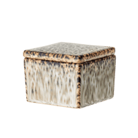 Bloomingville - Aufbewahrungsdose mit Deckel, klein
