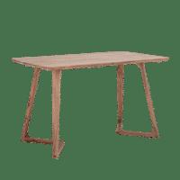 Bloomingville - Bloomingville – Luie Esstisch, Braun aus Akazie - L130xH75xW78 cm