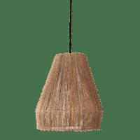 Bloomingville - Bloomingville – Ima Pendelleuchte aus Jute - D42xH47 cm